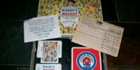 Waldo Watcher Card Game