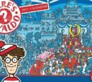 Where's Waldo: 2011 Wall Calendar