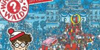 Where's Waldo: 2011 Wall Calendar