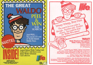 Waldo.Cereal.Card