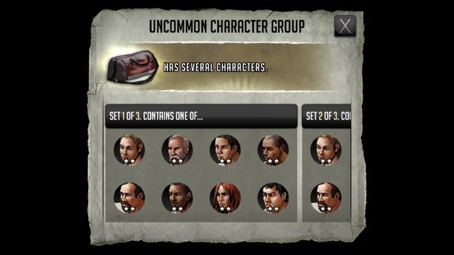 Uncommoncharacters