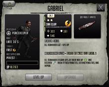 Gabriel - Tier 3, Level 1