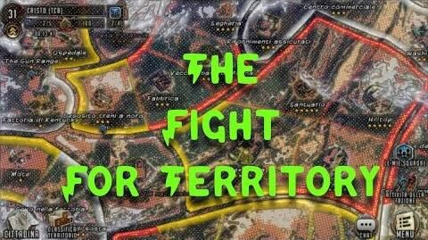 The Walking Dead Road to Survival- Territories!!!