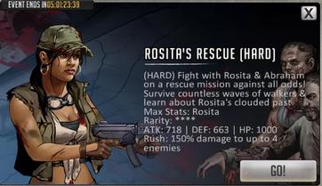 Rositas Rescue Mission