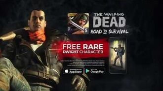 Walking Dead Road to Survival - Something to Fear