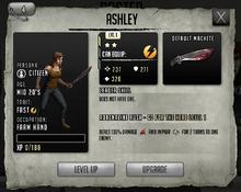 Ashley - Level 1