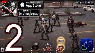 Walking Dead Road To Survival Android iOS Walkthrough - Part 2 - Homemart 3-5