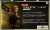 Event Premier Recruits New Epic Margaret