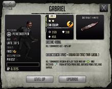Gabriel - Tier 2, Level 1