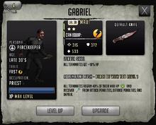 Gabriel - Tier 2, Level 30