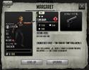 Margaret - Rank 1, Level 1