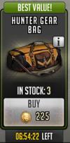 Hunter gear bag