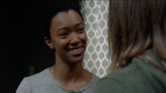 Sasha Williams 7x14 The Other Side Smile