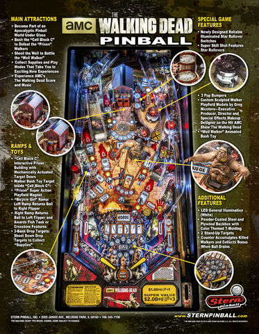 File:The Walking Dead Pinball Machine (Pro Edition) 6.jpg