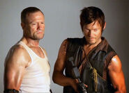 Daryl Merle S3 Photo Shoot
