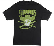 "THE WALKING DEAD ""FACTION- SURVIVORS"" T-SHIRT"