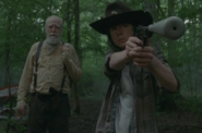 Carl and Hershel gffd