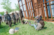 AMC 608 Maggie Shooting Walkers