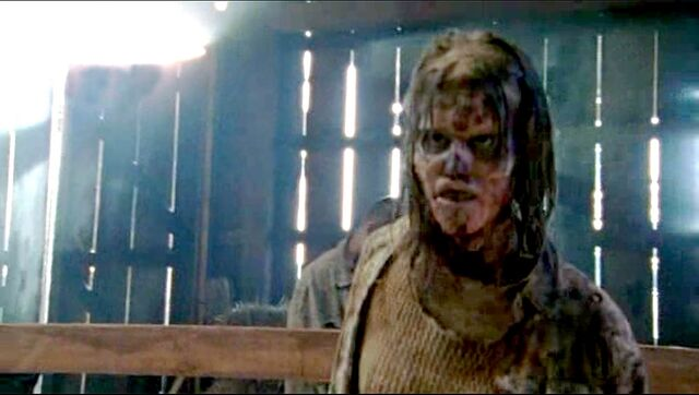 File:The walking dead - season 2 - barn zombie.jpg