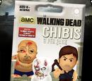 The Walking Dead Chibis