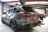 2013 Hyundai Santa Fe Zombie Survival Machine 10