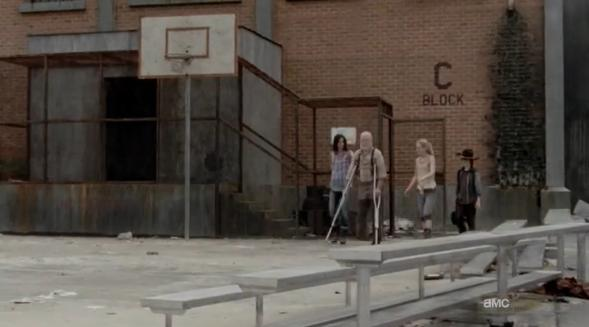 File:Hershel taking a stroll.JPG