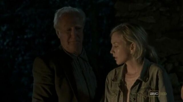 File:Hershel looking at his younger daughter.JPG