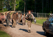 AMC 601 Abraham Fleeing