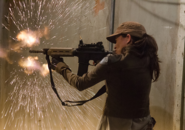 AMC 612 Rosita Shooting