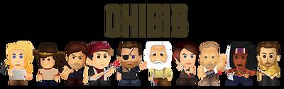 TWD Chibis Series 1
