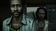 ITD Michonne Pete Shocked