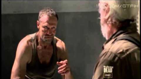 """The Walking Dead Season 3 Episode 11 Sneak Peek 2 """"I Ain't a Judas"""" HD-0"""