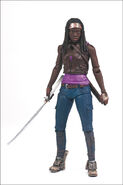 McFarlane Toys The Walking Dead TV Series 5.5 Michonne 2