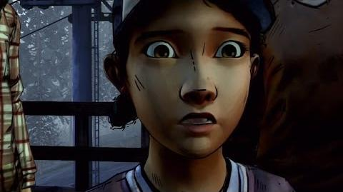 The Walking Dead Season Two Walkthrough - Episode 2 A House Divided - Preview Trailer