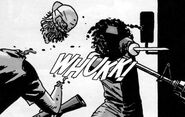 Michonne Issue 39 1