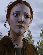 AmTR Trailer Bonnie Worried