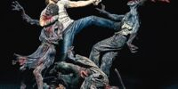 The Walking Dead Resin Statues
