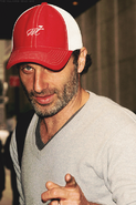Lincoln Red hat