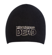 THE WALKING DEAD BEANIE - BLACK