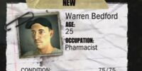 Warren Bedford (Survival Instinct) Gallery