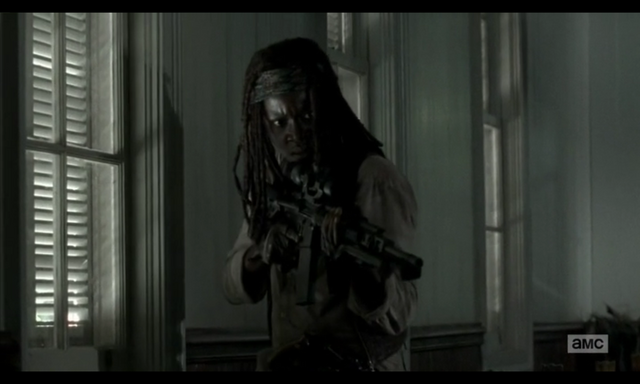 File:5x02 Michonne Enters the Church.png