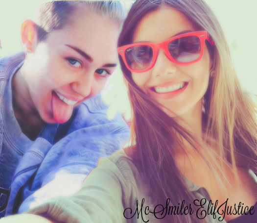 File:Victoria Justice and Miley Cyrus8.png