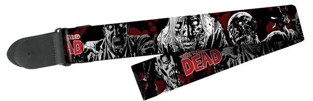 File:The Walking Dead Walkers Guitar Strap.jpg