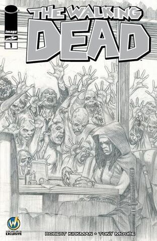 File:Issue 1 Wizard World Comic Con Fort Lauderdale VIP Exclusive Variant Sketch Cover signed by Julian Totino Tedesco.jpg