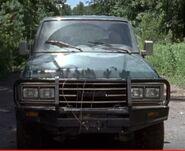 1990 Toyota Land Cruiser TWD 7x07