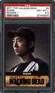 Trading Cards Season One - 8 Glenn