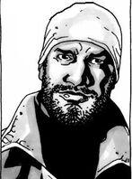 Tyreese comic