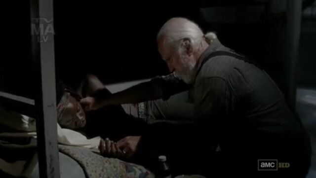 File:Hersual checking michonne .jpg