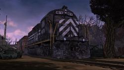 LRA The Train 1