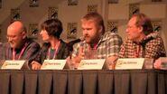 SDCC '10 AMC's The Walking Dead Panel Part 1